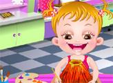 Игра Малышка Хейзел: Научная выставка