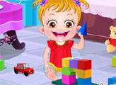 Игра Малышка Хейзел изучает фигуры