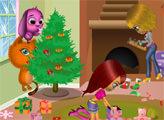 Игра Рождественская уборка