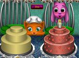 Игра Сиси хочет торт Тото