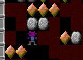 Игра Собиратель алмазов