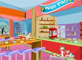 Игра Детский шопинг - поиск предметов