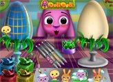 Игра Пасхальные яйца Тото