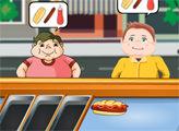 Игра Магазин супер бургеров