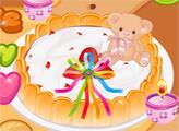 Игра Шоколадный Клубничный Торт ко Дню Рождения