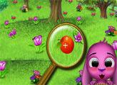Игра Друзья Доли собирают яблоки