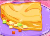 Игра Овощной омлет