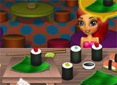 Игра Суши-бар Сиси