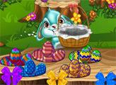 Игра Пасхальный кролик - лесной клуб