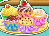 Игра Сливочные кексы