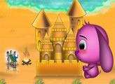 Игра Песчаный замок Тото