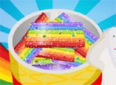 Игра Радужное сахарное печенье