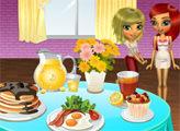 Игра Завтрак Доли