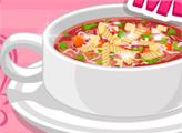 Игра Суп минестроне