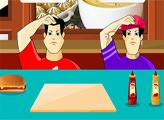 Игра Фаст-фуд ресторан