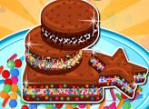Игра Сэндвич-мороженое с конфетами