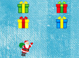 Игра Санта: стрельба по подаркам