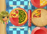 Игра Доли - пицца-вечеринка