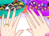 Игра Салон красивых ногтей