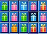 Игра Подарки три в ряд