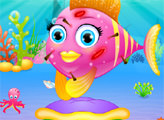 Игра Моя маленькая рыбка