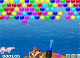 Игра Пиратские пузыри