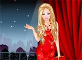 Игра Романтический вечер для Барби