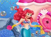 Игра Ариэль и подводный мир