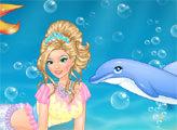 Игра Плавание с дельфинами