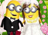 Игра Миньон-девочка выходит замуж