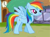Игра Мой маленький пони: Шоппинг