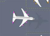 Игра Парковка самолета