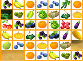 Игра Маджонг Коннект из фруктов 3