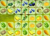 Игра Маджонг Коннект из фруктов 4