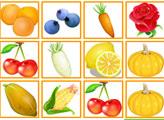 Игра Маджонг Коннект из фруктов 1