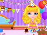 Игра Малышка Барби: Пиньята