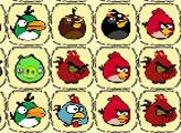 Игра Злые птицы: Маджонг Коннект