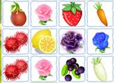 Игра Маджонг Коннект из фруктов 2