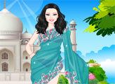 Игра Барби индийская принцесса