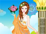 Игра Барби - римская красавица