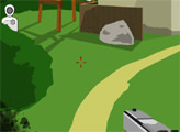 Игра Стреляющий Винни 2