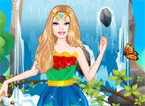 Игра Барби - земная принцесса