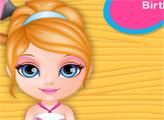 Игра День Рождения Малышки Барби