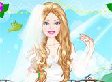 Игра Барби - гламурная невеста
