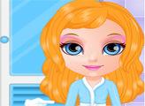 Игра Малышка Барби на пикнике