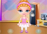 Игра Малышка Барби: Травма на балете