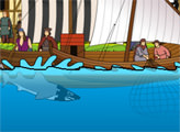 Игра Средневековые акулы