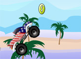 Игра Быстрый грузовик