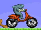 Игра Мото Акула