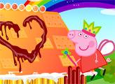 Игра Сладкий дом Свинки Пеппы